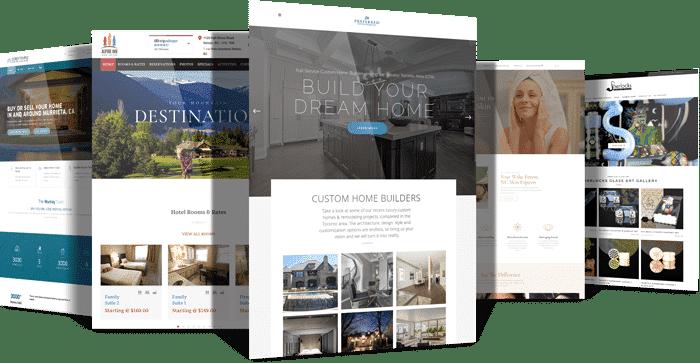 Websites from Our Portfolio